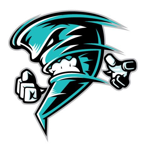 Tornado Baseball Logo