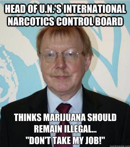marijuana thesis