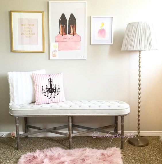 10 Ways To Make Your Living Room Extra Glam   J'adore Lexie Couture