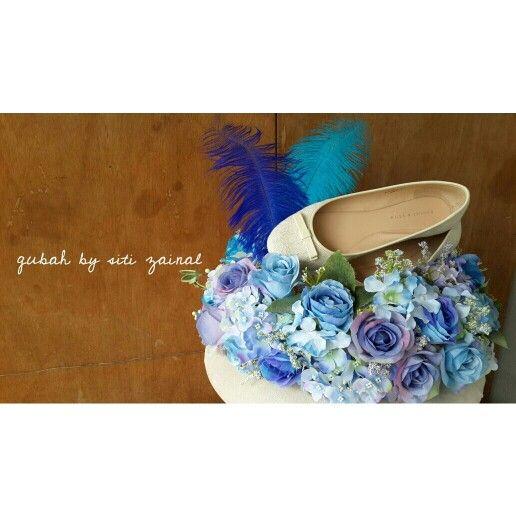 Malay Wedding Gifts: Malay Wedding Gift / Hantaran Using Artificial Flowers