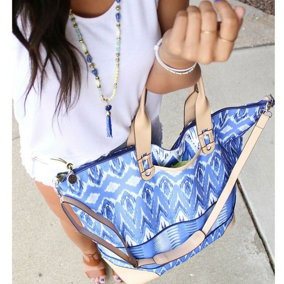 The get away bag is a VACA must ||  http://www.stelladot.com/sites/emilykefnor