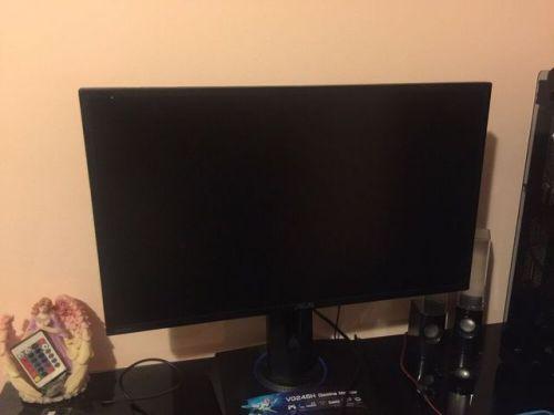 "ASUS VG245H 24/"" Full HD LED LCD Widescreen Gaming Monitor"