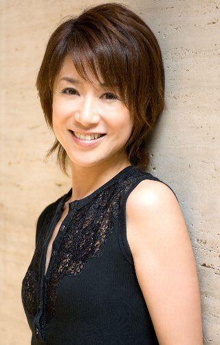 50代のヘアースタイル -黒田知永子さん
