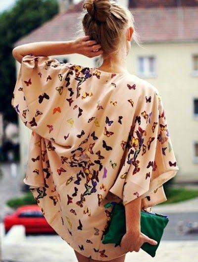 Costuretas Social Club: Kimono exprés