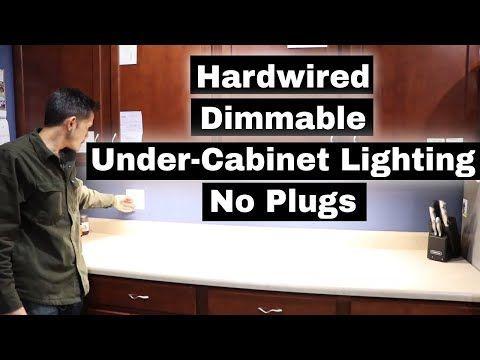 kitchen under cabinet lighting no
