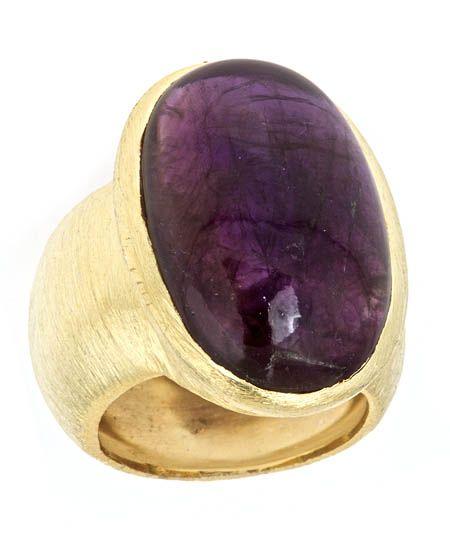 Amethyst #Ring