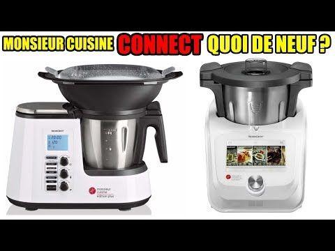 Monsieur Cuisine Connect Quoi De Neuf Plus What S New Was Gibt S Neues Youtube Termomix