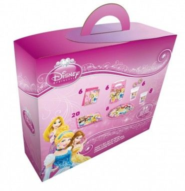 Kindergeburtstag Disney Princess Glamour, Mottoparty Prinzessin