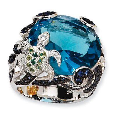 Super turtle ring :P