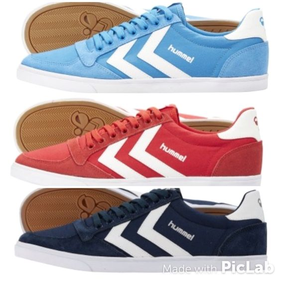 Hummel Shoes Are Just The Best