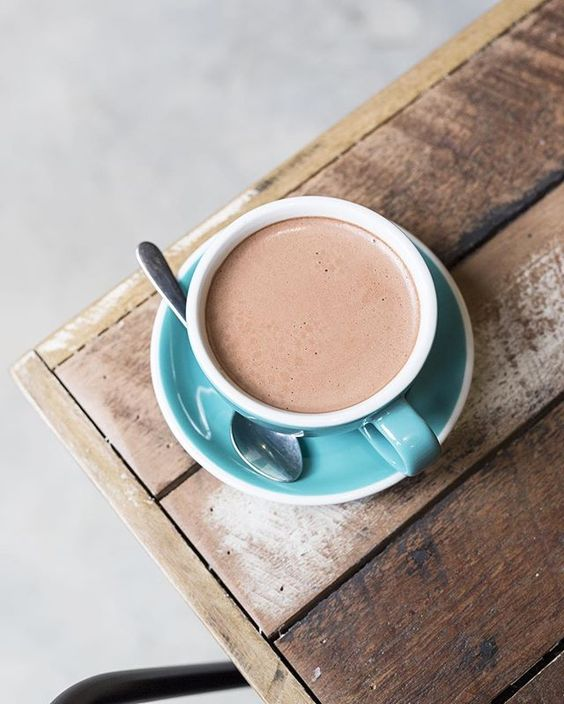 Cold and rainy days like today calls for @morkchocolate hot choccies in warm cafes! ☕️😍🍫 #hotchocolate #melbournecafe #melbournefoodie #ternarytuckshop  Yummery - best recipes. Follow Us! #foodporn