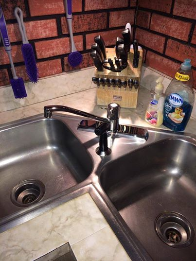Corner Sink Storage : Corner Sink Clever Storage & Organization Ideas Pinterest Corner ...