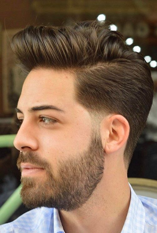 12 New Hairstyles For Men 2019 Mens Hairstyles Short Quiff