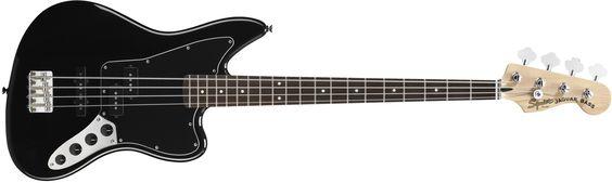 Vintage Modified Jaguar® Bass Special | Jaguar Bass Squier Electric Basses | Squier by Fender®