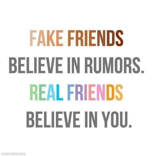 Fake Friends Vs. Real Friends: 12 Ways to Spot a Two-Faced Faker