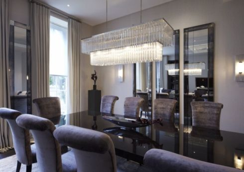 Dining Room From Warburton Project Louise Bradley | 10 餐厅 | Pinterest |  Room, Dining And Interiors