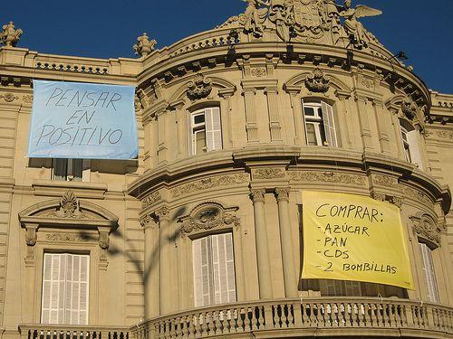 #Post-it en Casa America, #Madrid #Spain