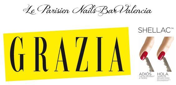 Revista Grazia  ¿Dónde hacerse la Mani-Pedi semipermanente'  http://www.grazia.es/belleza/maquillaje/mani-pedi-permanente