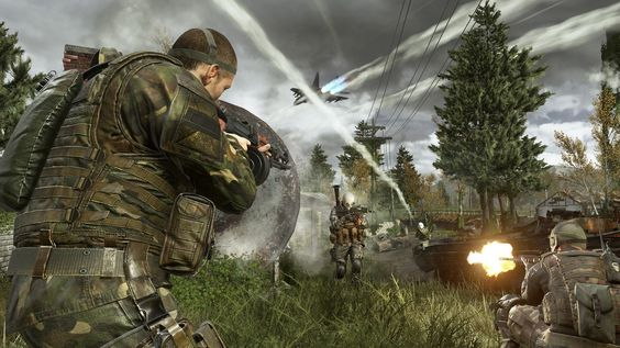 Call of Duty: Modern Warfare Remastered - Team Deathmatch Gameplay on Overgrown See how Overgrown's look has improved through a round of Team Deathmatch. September 03 2016 at 08:16PM  https://www.youtube.com/user/ScottDogGaming