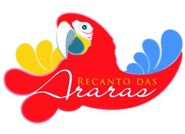 Logomarca Condomínio Recanto das Araras - Cliente: Luiz Trindade Imóveis