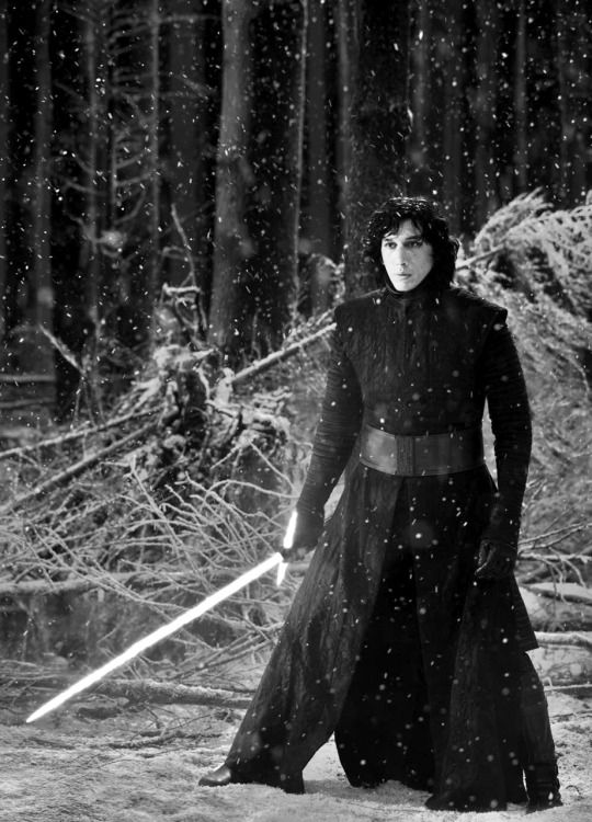 Star Wars: The Force Awakens | Adam Driver as Kylo Ren