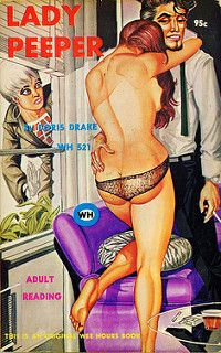 lady peeper - Google Search