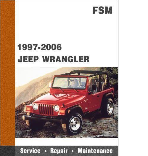 Best 2006 Jeep Wrangler Service Manual Pdf Jeep Http Ift Tt 2ebrosl