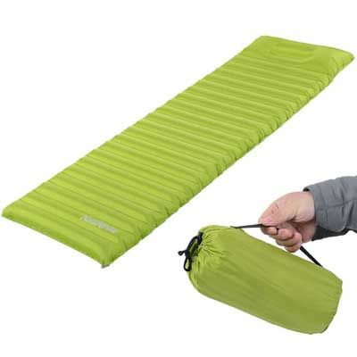Top 10 Best Camping Sleeping Pads In 2020 Reviews Air Mattress Camping Sleeping Pads Camping Sleeping Pad