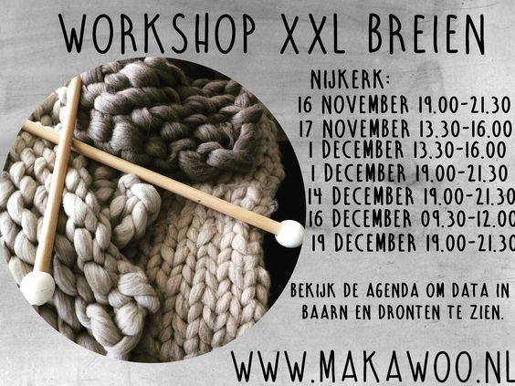 Workshops XXL breien