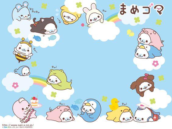 Cute Kawaii Background
