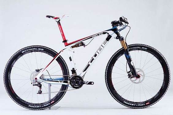 Mountainbike - The new Cube AMS 100 SHPC 29 for 2013