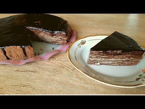 Spartak Tortu Balli Sokoladli Tort Medovo Shokoladnyj Tort Spartak Spartak Cake Youtube Desserts Food Recipes