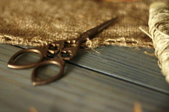 tijeras vintage scissors: