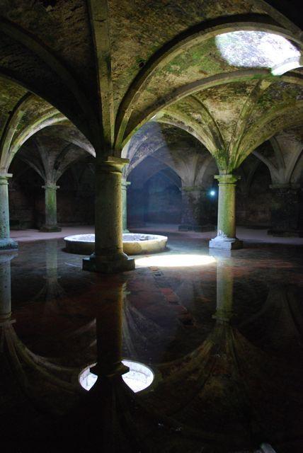 Cisterns in El Jadida