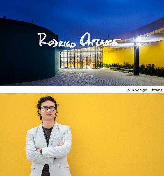 A arquitetura de Rodrigo Ohtake