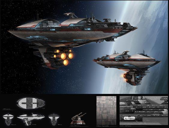 Republic Capital Ship