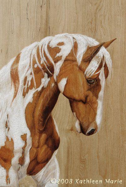 Paint Horse Tattoos Paint Horse Tattoos