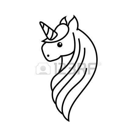 63287177-drawing-cute-unicorn-icon-vector-illustration-design.jpg (450×450)