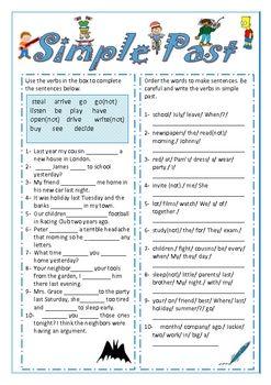 Passive voice multiple choice exercises pdf