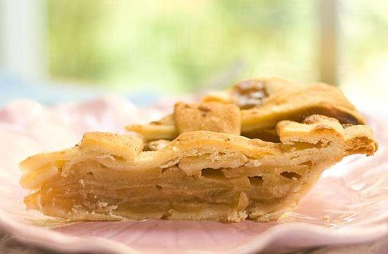 Foodista | Receitas, DICAS de Cozinha, e Alimentação Notícias | Extremidade não Pontapé Apple Pie