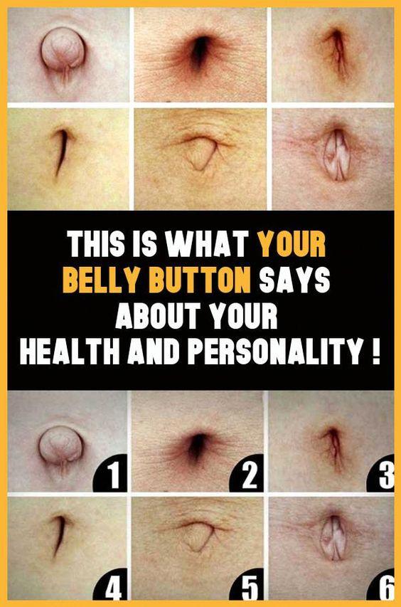 Dit is wat je navel zegt over je gezondheid en persoonlijkheid!