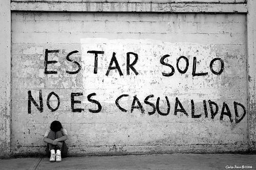 Dejame entrar a tu corazon: Soledad ;♥