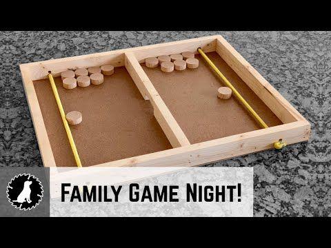 Diy Finger Hockey Game White Lab Workshop In 2020 Woodworking Plans Games Diy Wooden Games Hockey Games