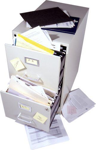 Monthly Habit: October – Paper Clutter