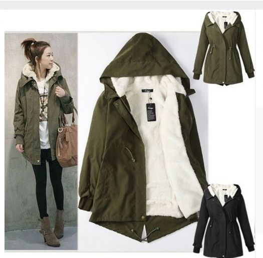 Stylish Parkas Womens