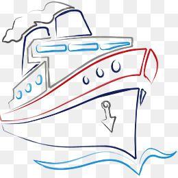 مادة الكرتون السفينة ناقلات الكرتون اللوجستيات البحرية كرتون سفينة شحن Png وملف Psd للتحميل مجانا Cartoon