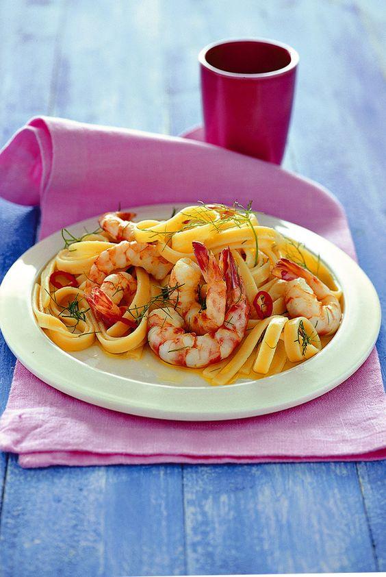 Le migliori ricette di pasta con pesce