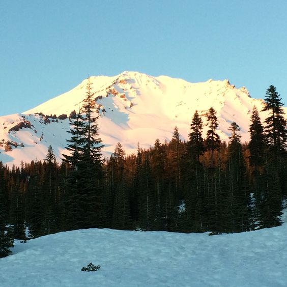 Mt. Shasta in Humboldt County. A very beautiful getaway for all to enjoy.