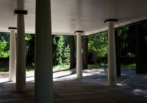 Skogskapellet (The Woodland Chapel) Erik Gunnar Asplund