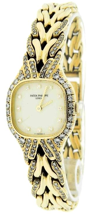 Patek Philippe La Flamme 4815/3 18k Yellow Gold Watch